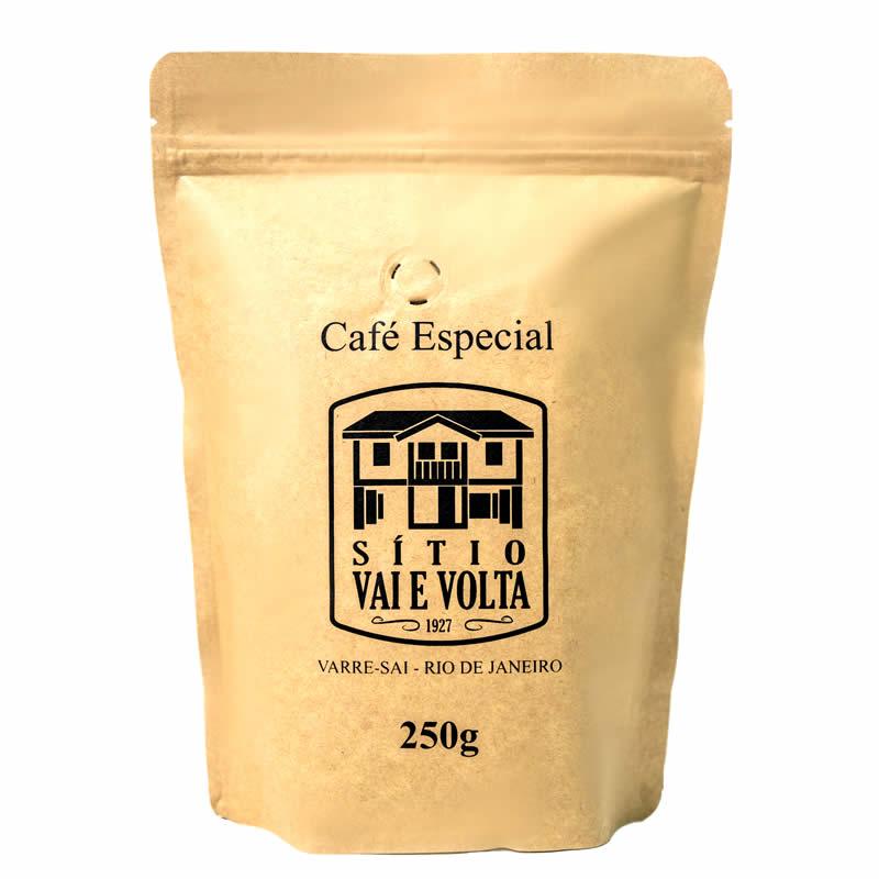 Café Especial Sítio Vai e Volta Suave - Torrado e Moído - 250g